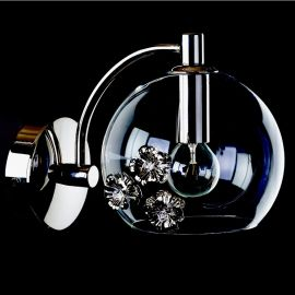 Aplice Cristal Bohemia - Aplica design LUX decorativ PRIMAVERA 01-WL