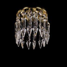 Spoturi tavan fals - Spot tavan fals Cristal Exclusive diam.12cm SPOT 01