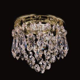 Plafoniere Cristal Bohemia - Spot tavan fals Cristal Exclusive diam.12cm SPOT 07