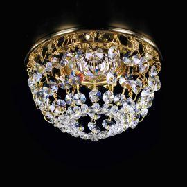 Plafoniere Cristal Bohemia - Spot tavan fals Cristal Exclusive diam.12cm SPOT 08