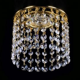 Plafoniere Cristal Bohemia - Spot tavan fals Cristal Exclusive diam.12cm SPOT 09