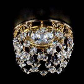 Plafoniere Cristal Bohemia - Spot tavan fals Cristal Exclusive diam.12cm SPOT 10
