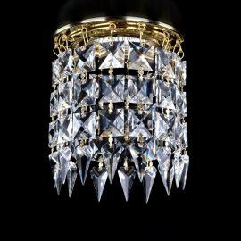 Plafoniere Cristal Bohemia - Spot tavan fals Cristal Exclusive diam.12cm SPOT 12