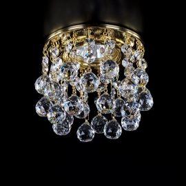 Plafoniere Cristal Bohemia  - Spot tavan fals Cristal Exclusive diam.12cm SPOT 14