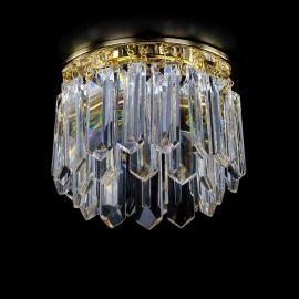 Plafoniere Cristal Bohemia - Spot tavan fals Cristal Exclusive diam.10cm SPOT 15