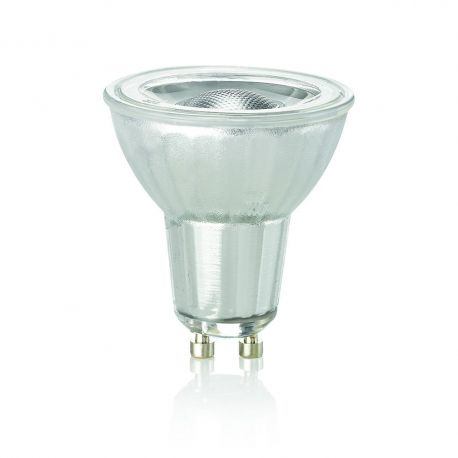 Becuri GU10 - Bec LED GU10 7W VETRO