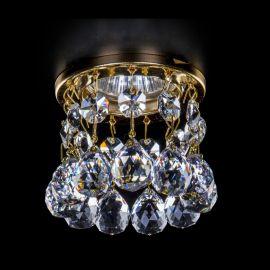 Plafoniere Cristal Bohemia - Spot tavan fals Cristal Exclusive diam.8cm SPOT 85