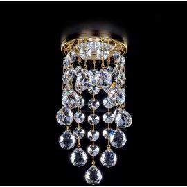 Plafoniere Cristal Bohemia - Spot tavan fals Cristal Exclusive diam.8cm SPOT 86