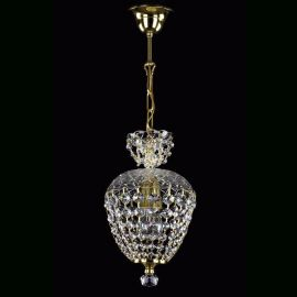 Lustre Cristal Bohemia - Pendul cristal Cristal Exclusive diam. 21cm VIVIEN I. CHAIN