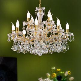 Lustre Cristal Asfour - Lustra cu 12 brate Cristal Asfour MARIA THERESA