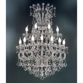 Aplica cu 11 brate design LUX Cristal Asfour MARIA THERESA