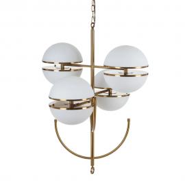 Candelabre, Lustre - Lustra suspendata design elegant Agne