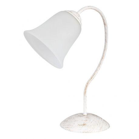 Veioze - Veioza design clasic FABIOLA alb antic
