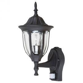 Aplice - Aplica pentru iluminat exterior cu senzor de miscare IP43 Milano
