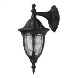 Aplica pentru ilumiat exterior IP43, down light, negru Milano