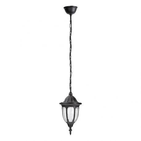 Pendule - Pendul pentru iluminat exterior, inaltime reglabila, IP43, negru Milano