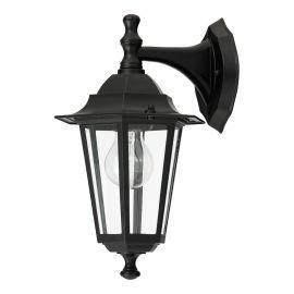 Aplice - Aplica pentru iluminat exterior IP43, down light, negru Velence