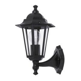 Aplice - Aplica pentru iluminat exterior IP43, up light, negru Velence