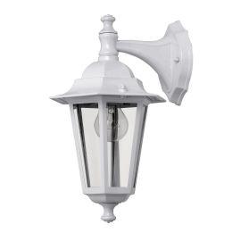 Aplice - Aplica pentru iluminat exterior IP43, down light, alb Velence