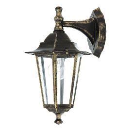 Aplice - Aplica pentru iluminat exterior IP43, down light, auriu antic Velence