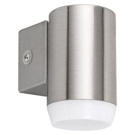 Aplice - Aplica LED pentru iluminat exterior IP44 crom satin Catania