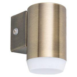 Aplice - Aplica LED pentru iluminat exterior IP44 bronz Catania
