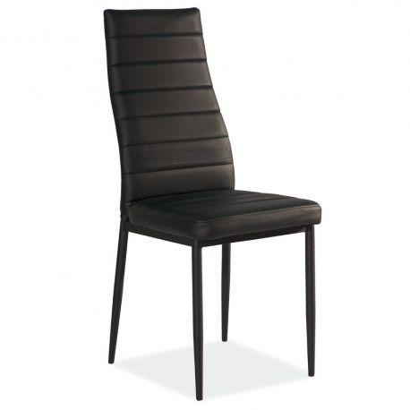 Scaune - Scaun H261 negru/ negru