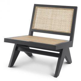 Scaun design modern Romee, negru