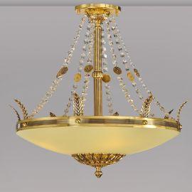 Candelabru cu cristale Asfour, design LUX VERSALLES
