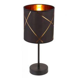 Veioze - Veioza design modern BEMMO negru, auriu