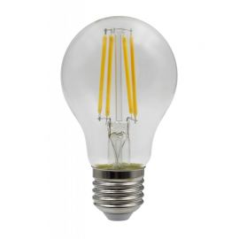 Becuri E27 - Bec LED decorativ cu filament E27 4W 2700K