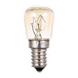 Becuri E14 - Bec cuptor/hota utilizabil pana la 300 de grade cu filament E14 dimabil 15W 2300K