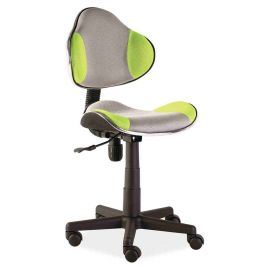 Scaun de birou Q-G2 gri/ verde