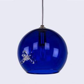 Lustre Cristal Bohemia - Lustra, Pendul design LUX NIGHT SKY 01-CH