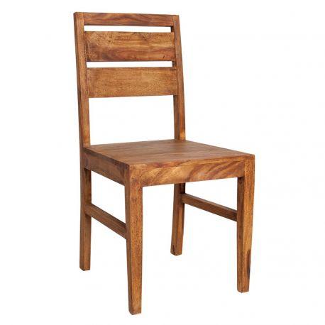 Seturi scaune, HoReCa - Set de 2 scaune Lagos Sheesham