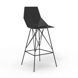Scaune Bar - Set de 4 scaune de bar de exterior / interior design modern premium FAZ CHAIR