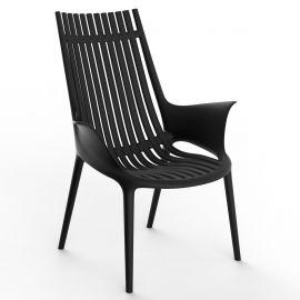 Scaune - Set de 4 scaune de exterior / interior design modern premium IBIZA lounge