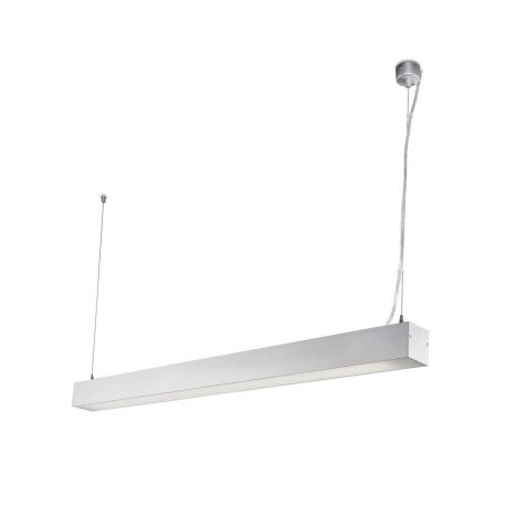 Lustre, Pendule suspendate profesionale - Lustra LED ORE Surface gri 18W 4000K