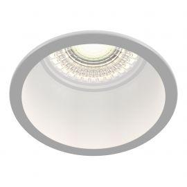 Plafoniere cu spoturi, Spoturi aplicate - Spot incastrabil design modern Reif alb
