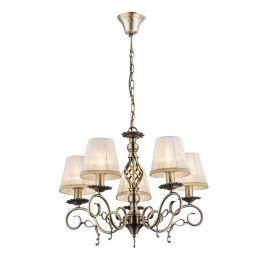 Candelabre, Lustre - Candelabru elegant cu 5 brate design clasic GENOVEVA III