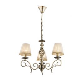 Candelabre, Lustre - Candelabru elegant cu 3 brate design clasic GENOVEVA III