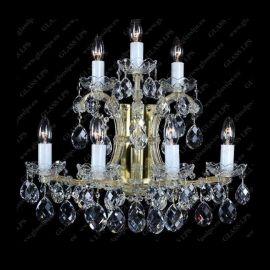 Aplice Cristal Bohemia - Aplica de perete Maria Theresa cu 7 brate, cristal Bohemia