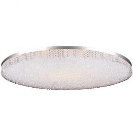 Plafoniere Cristal Bohemia - Plafoniera XXL moderna cristal Bohemia, diametru 170cm