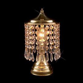 Veioze, Lampadare Cristal - Veioza, lampa de masa LUX cristal Bohemia