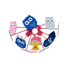 Iluminat pentru copii - Plafoniera camera copii Birdy