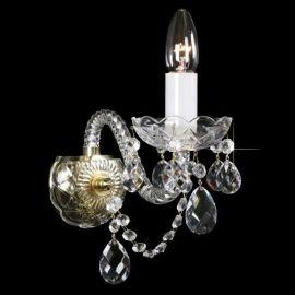 Aplice Cristal Bohemia - Aplica de perete cristal Bohemia N21 009/01/1