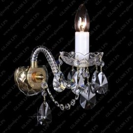 Aplice Cristal Bohemia - Aplica cristal Bohemia N21 120/01/1-A