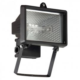 Proiectoare - Proiector / Aplica iluminat exterior IP44 Tanko negru 14x12cm