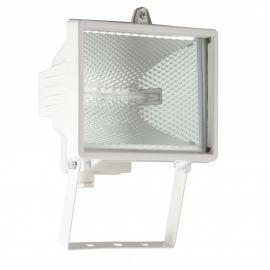 Proiectoare - Proiector / Aplica iluminat exterior IP44 Tanko alba 14x12cm