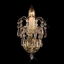 Aplice Cristal Bohemia - Aplica de perete Lux cristal Bohemia